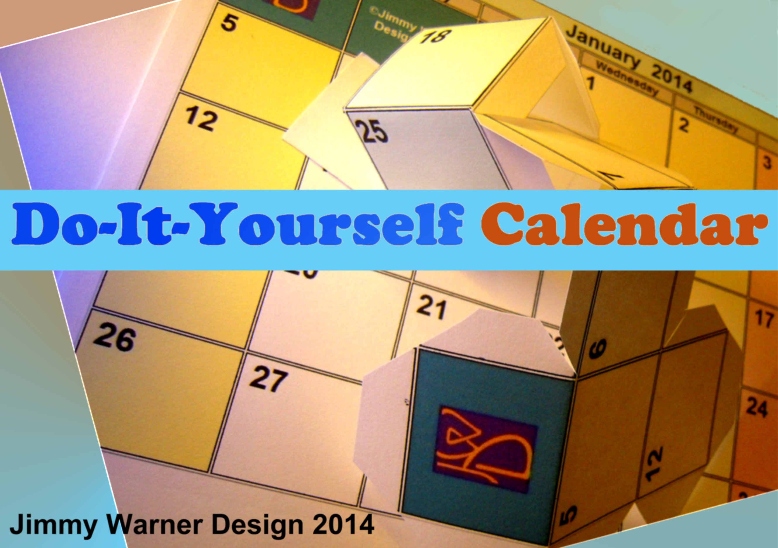 Calendar design any year by jimmmy warner design solutioingenieria Images